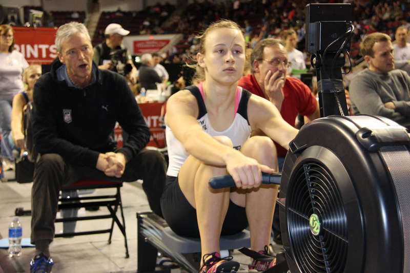 C.R.A.S.H.-B. WORLD INDOOR ROWING CHAMPIONSHIP