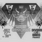 EDBF CLUB CREW CHAMPIONSHIPS IN DIVONNE-LES-BAINES VOM 27.-30.07.2017