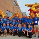 ICF CLUB CREW WORLD CHAMPIONSHIPS IN VENEDIG VOM 03.-08.09.2017