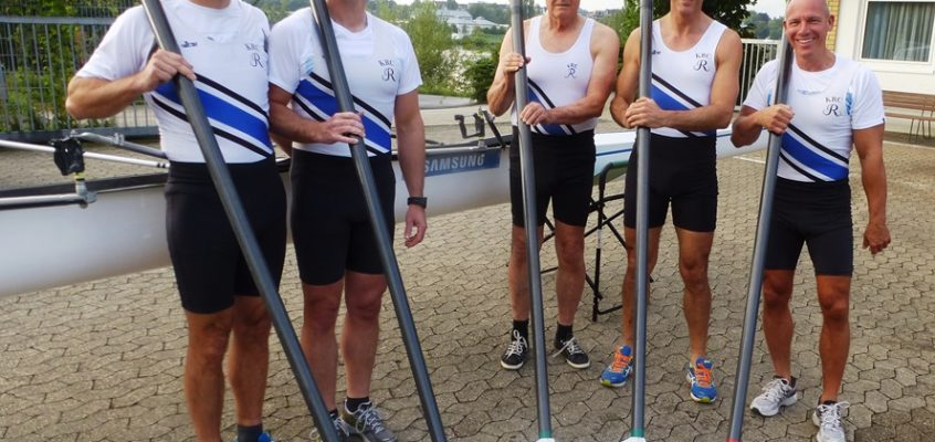WORLD ROWING MASTER REGATTA IN BLED VOM 06.-10.09.2017
