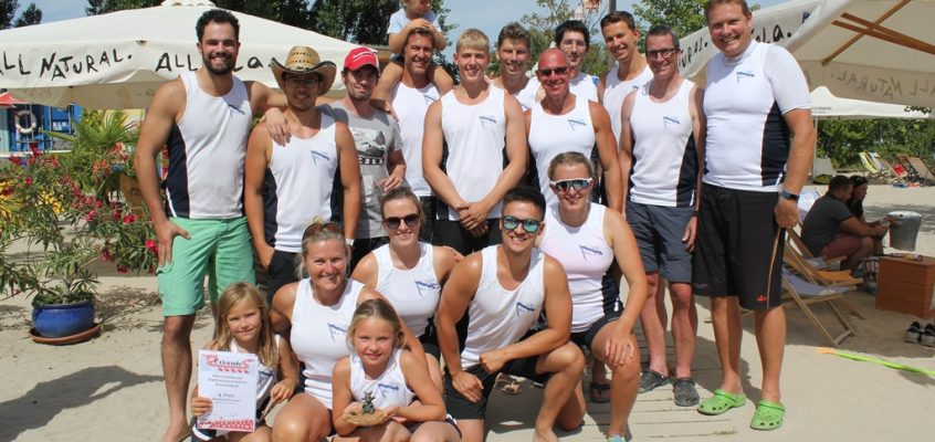 PADDLE GAMES KOBLENZ – STADTMEISTERSCHAFT 12.08.2018