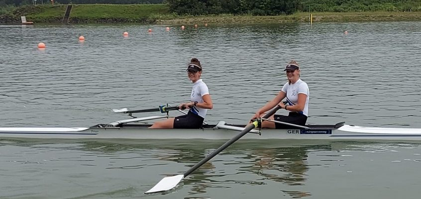 EUROW- INTERNATIONALE RUDERREGATTA LINZ- OTTENSHEIM  11./12.07.2020