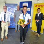 EMPFANG FÜR U23 VIZE-EUROPAMEISTERIN NATALIE WEBER VOM KOBLENZER RUDERCLUB RHENANIA